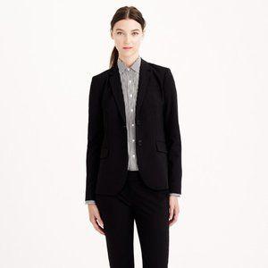 J.Crew 1035 2 Button Suit Jacket Italian Wool